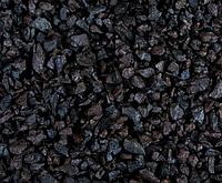 Аквариумный грунт базальт черный 2-5 мм 4,5 кг