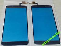 Сенсор Alcatel One Touch 6045I Idol 3, черный, 5,5