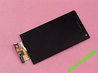 Дисплей Sony LT26i/Xperia S, черный, с тачскрином