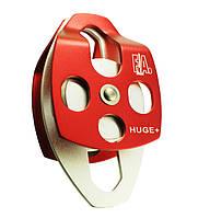 Блок - ролик HUGE DOUBLE PLUS 16.