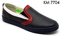 Туфли кожаные  для мальчиков и девочек. Размер 31-36
