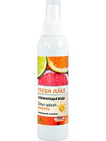 "Освежающая вода Citrus Splash 150мл ""Fresh Juice"""