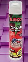 Гель для защиты от комаров и мошек AROX-ZELKOMAR50