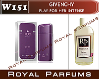 Духи Royal Parfums  Givenchy «Play For Her Intense» (Живанши Плей Фо Хе Интенс) 50 мл №151