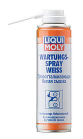 Белая смазка liqui moly (Для замков и шарнирных соединений) Германия 0,25 л