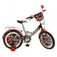 Велосипед детский мульт 18 д. PF1846 PROF1