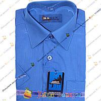 Подростковые рубашки с Коротким рукавом (Ворот: 28- 36) vr60-5