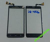 Сенсорный экран Fly IQ456,черный ORIG