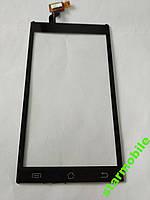 Сенсорный экран для мобильного телефона Jiayu G3, черный