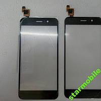 Сенсор (Touch screen) Jiayu G4, черный,белый