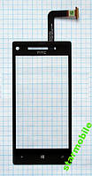 Сенсор HTC C620e Windows Phone 8X High Copy,черн