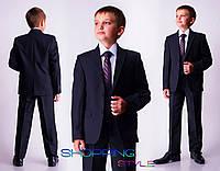 Школьная форма для мальчика костюм Владимир, деловой костюм детский