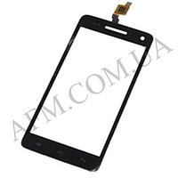 Сенсор (Touch screen) Explay Fresh чёрный