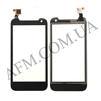 Сенсор (Touch screen) HTC 310 Dual Sim Desire черный
