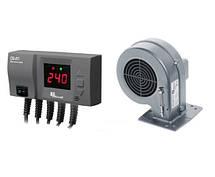 """Автоматика для твердопаливних котлів, сонячних колекторів і насосів від """"KG Elektronik"""""""