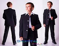 Школьная форма для мальчика костюм Виктор, деловой костюм детский