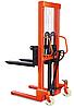 Штабелер ручной гидравлический Niuli CTY-E грузоподъемность 1,0 тн, высота подъема 1,6 м