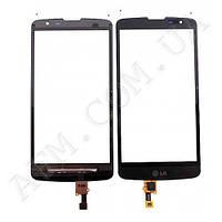 Сенсор (Touch screen) LG D335L/  D331 Bello Dual серый