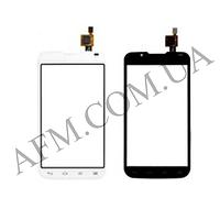 Сенсор (Touch screen) LG P715 Optimus L7 II Dual белый оригинал