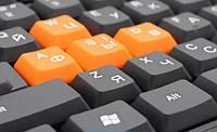 Клавиатура FrimeCom FC-158-USB BLACK+ORANGЕ