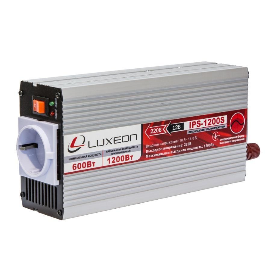 Преобразователь напряжения DC-AC Luxeon IPS-1200S