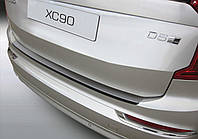 Защитная пластиковая накладка на задний бампер для Volvo XC90 2.2015>, заказ. RBP863