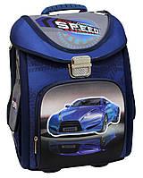"""Школьный рюкзак 14"""" Blue Car COOL4SCHOOL CF85653 голубой"""