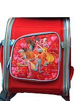 Рюкзак школьный 4 вида R-0004