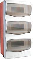 Бокс пластиковый для выключателей (внутренний) Mexbox 36 мод. Mutlusan
