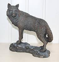 "Статуэтка Veronese ""Волк"" (24*23 см) 74614A4"