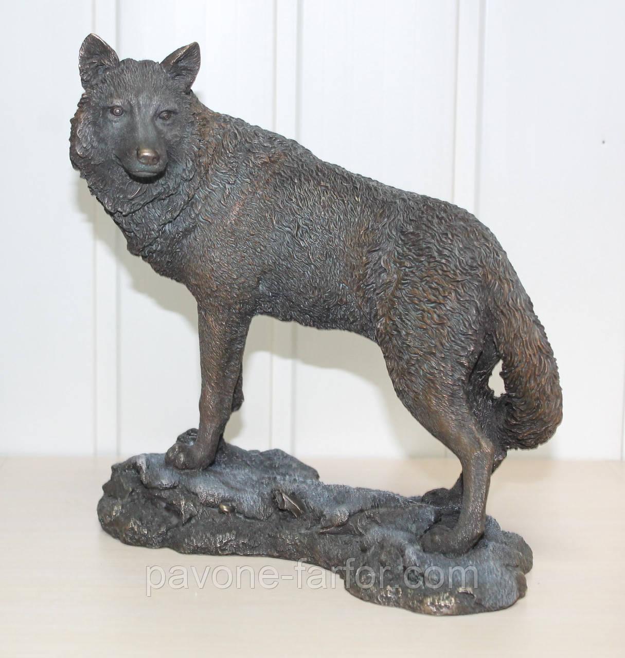 "Статуэтка Veronese ""Волк"" (24*23 см) 74614A4, фото 1"