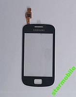Сенсорный экран Samsung S6500 Galaxy Mini 2,черный