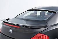 Бленда спойлер заднего стекла BMW E63 стиль HAMANN