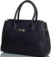 Женская классическая сумка  ANNA&LI (АННА И ЛИ) TU14564D-black (черный)