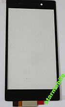 Тачскрін Sony C6903L39hXperia Z1, чорний,ORIG