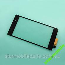 Тачскрін Sony C6903L39hXperia Z1, чорний, AAA