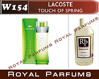 Женские духи на разлив Lacoste «Touch of Spring»  №154    35мл