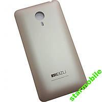 Задняя крышка Meizu MX4 золотого цвета (original)