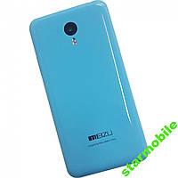 Задняя крышка Meizu M2 Meilan Note голубого цвета