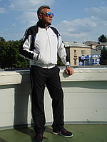 Спортивный костюм мужской Billcee микрофибра Турция Спарта