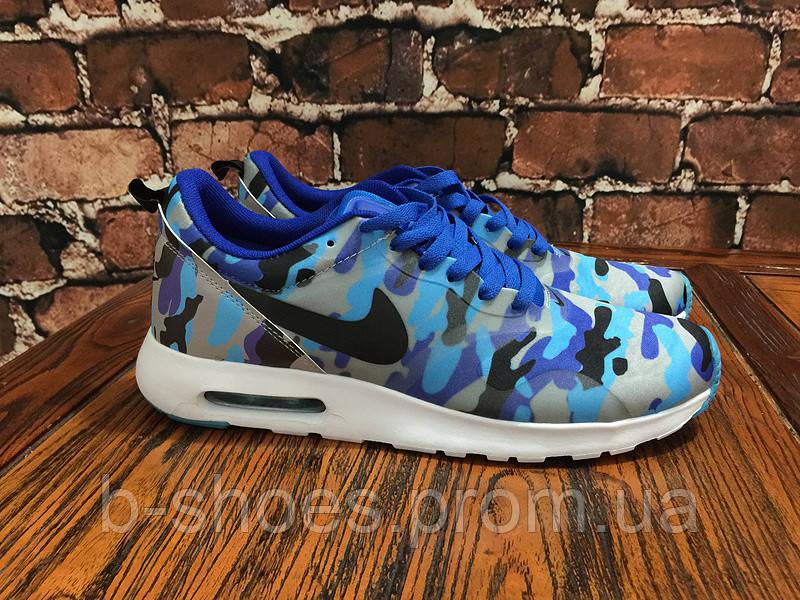 Мужские кроссовки Nike Air Max Tavas SE (Blue military)