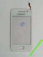 Сенсорный экран Samsung S5830, белый, AAA