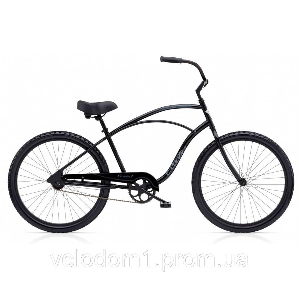 "Велосипед Electra 24"" Cruiser 1 Men's Black (2016)"