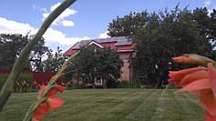 Автономная солнечная станция 3 кВт, Киевская обл., пгт. Козин
