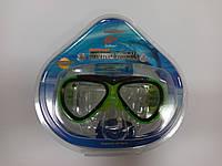 Маска для плавания детская Dolvor M226JR лимонная