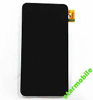 Дисплей Nokia Lumia 630/635, черный, с тач ORIG