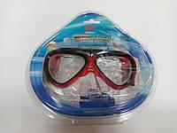 Маска для плавания детская Dolvor M226JR красная