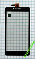 Сенсорный экран Fly IQ4601,черный, ORIG
