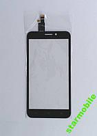 Сенсорный экран Fly IQ452,черный, ORIG
