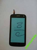 Сенсорный экран Fly IQ450Q,черный, ORIG